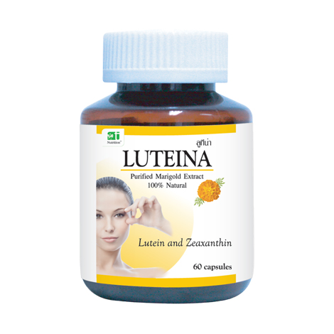 LUTEINA Marigold Extract Dietary Supplement Product