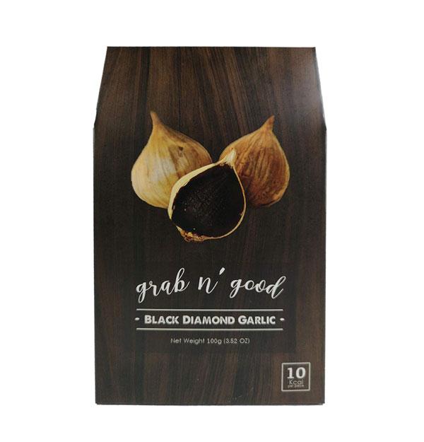 Grab n'Good Black Diamond Garlic 100 grams.