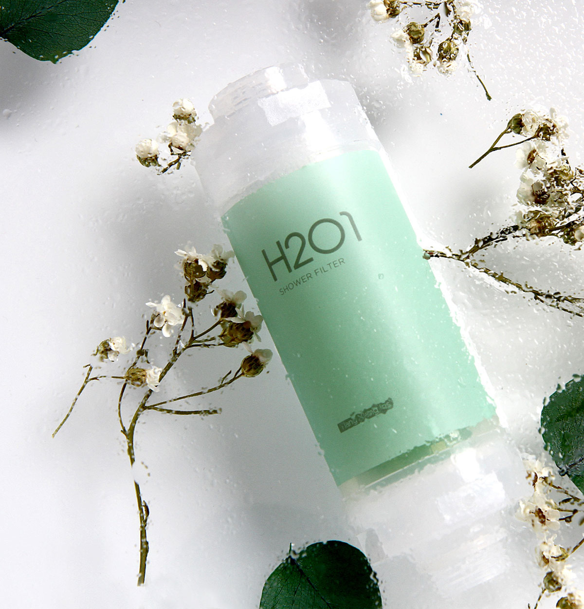 H2O1 Vitamin Shower Filter วิตามินสำหรับอาบน้ำ กลิ่นดอกอิลังอิลังไอริช
