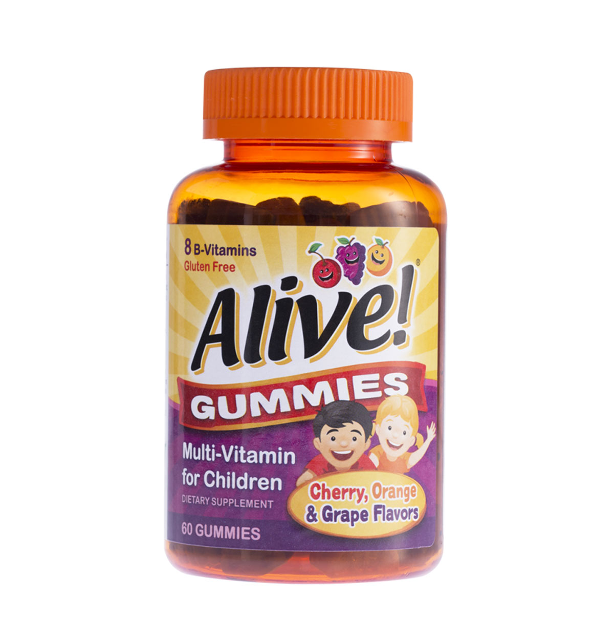 Alive! Multi-Vitamin for Children ขนาด 60 กัมมี่