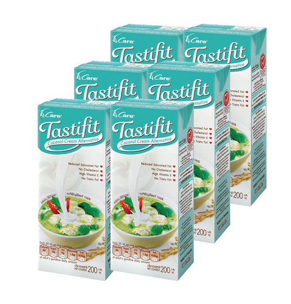 4 Care Tastifit Coconut Cream Alternative 200 ml.,